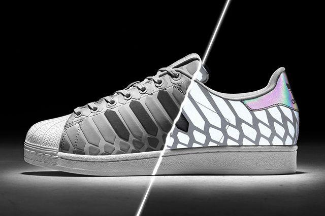 Adidas Superstar Xeno Silver3