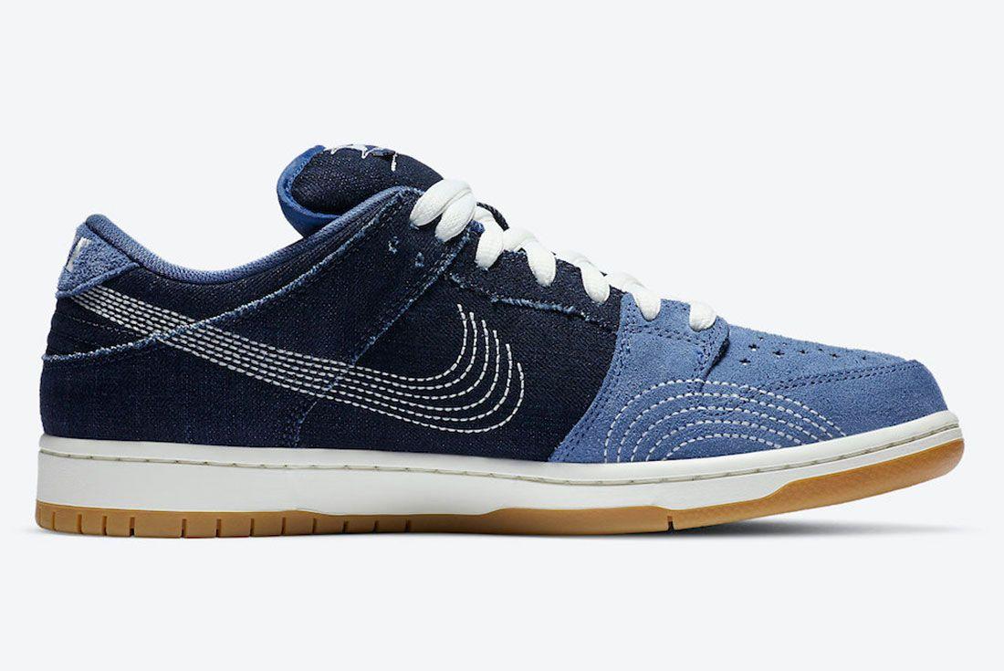 Nike SB Dunk Low CV0316-400