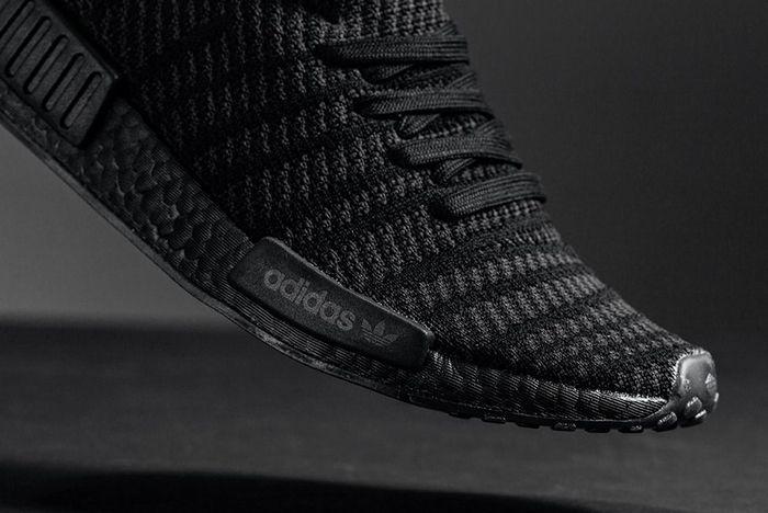 Adidas Nmd Stlt Triple Black 1