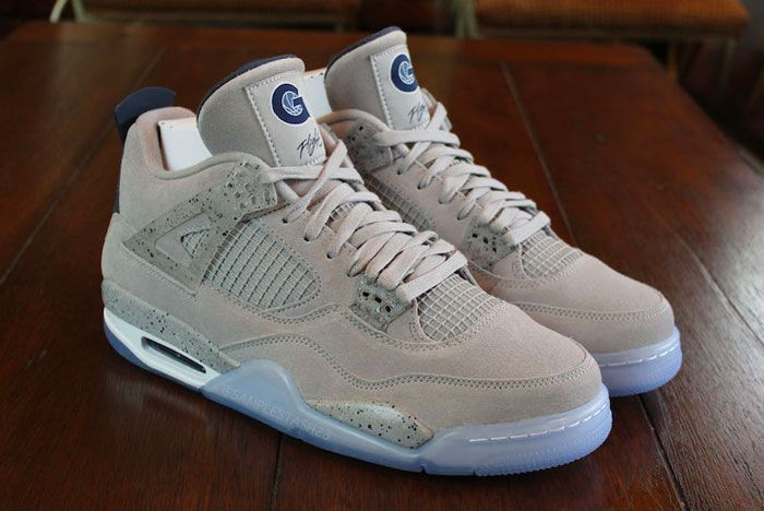 Air Jordan 4 Georgetown Right