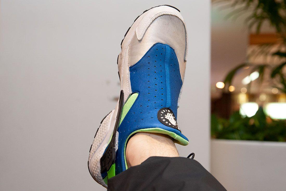 Nike Air Huarache Eyelets Cut Off