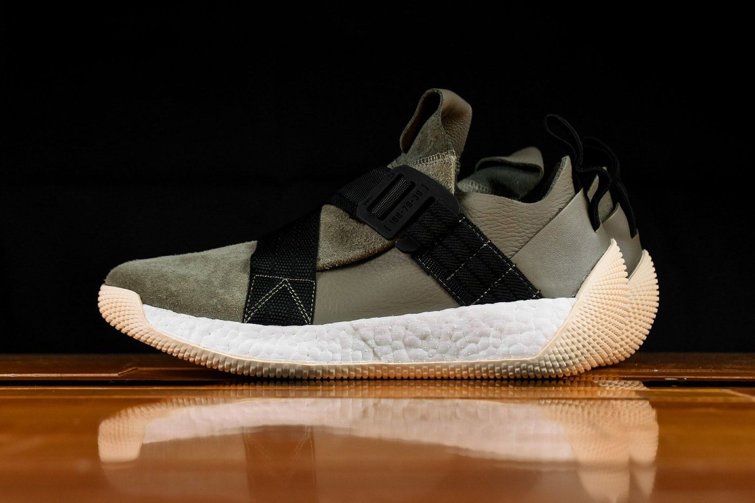 Adidas Harden Ls 2 Buckle Olive First Look 1