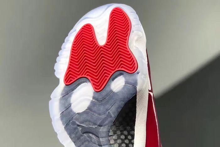 Sneak Peek Air Jordan 11 Gym Red To Release This Holiday Season3