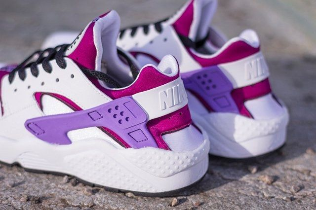 Nike Air Huarache Bright Magenta Purple 6