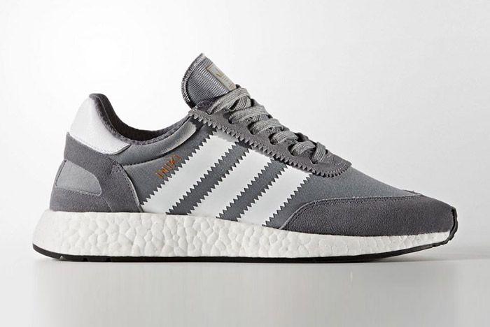 Adidas Iniki Runner Boost Grey