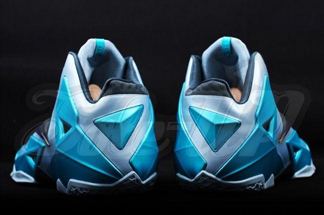 Nike Lebron 11 Gamma Blue 3