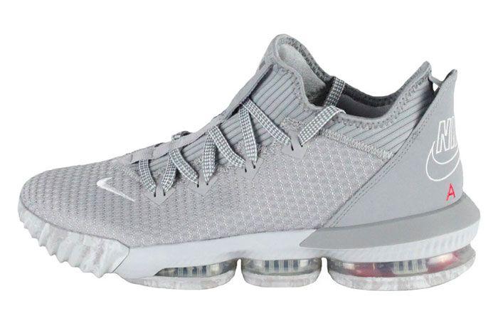 Nike Lebron 16 Ohio State Left