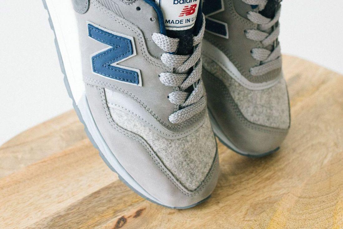 Woolrich New Balance 997 4