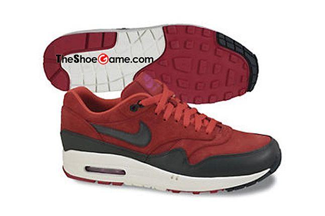 Nike Air Max 1 Gym Red 1