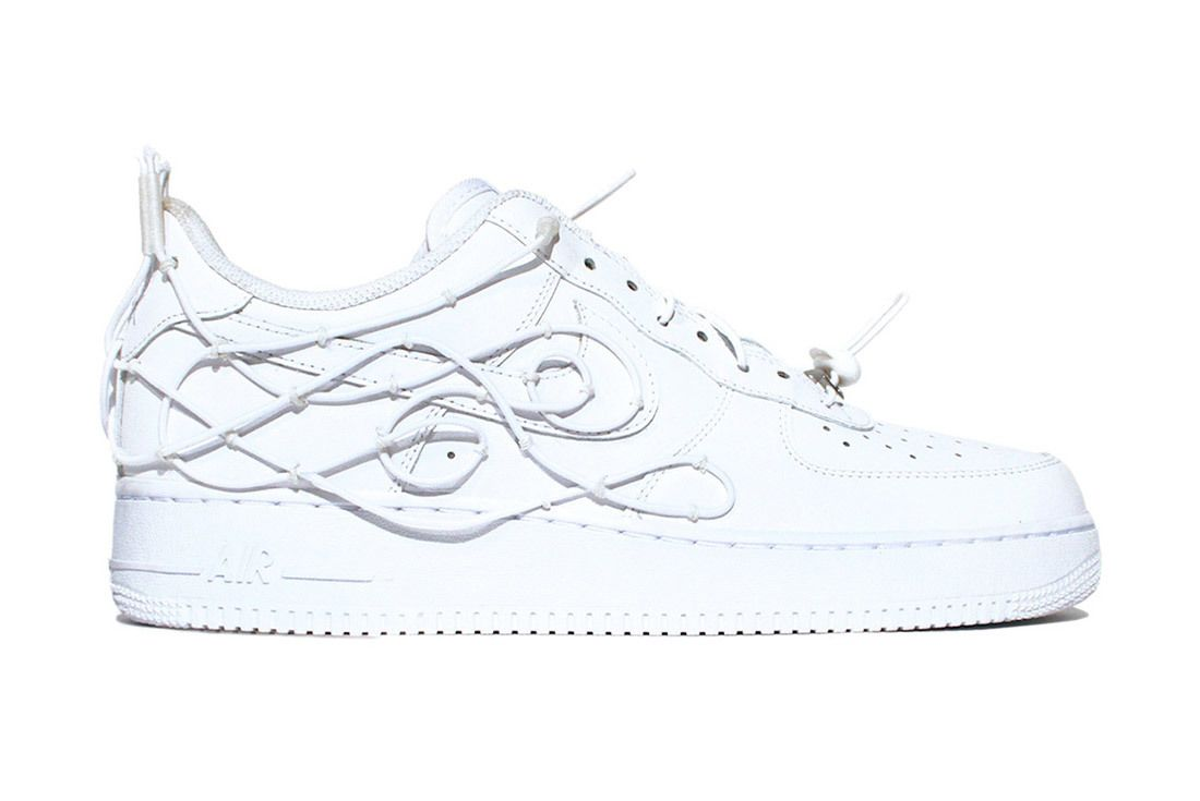Nike Air Force 1 William Francis Green 3