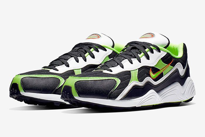 Nike Air Zoom Alpha Black Line Quarter