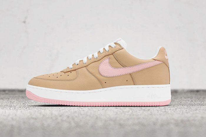 Nike Air Force 1 Linen Retro 3