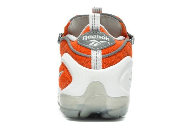 Reebok Dmx10 Run Orange Heel Profile 1
