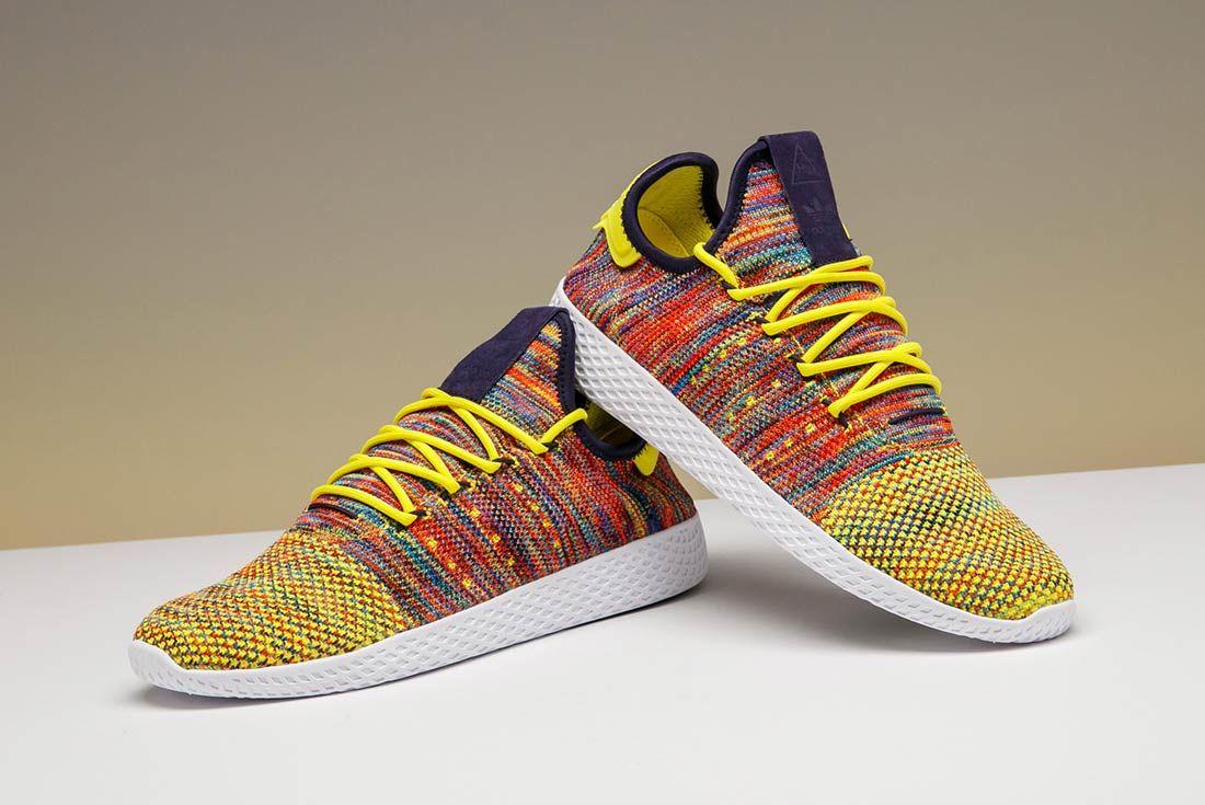 Pharrell Williams X Adidas Tennis Hu 5