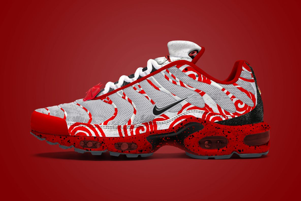 Nike Air Max Plus 'Billy the Puppet'