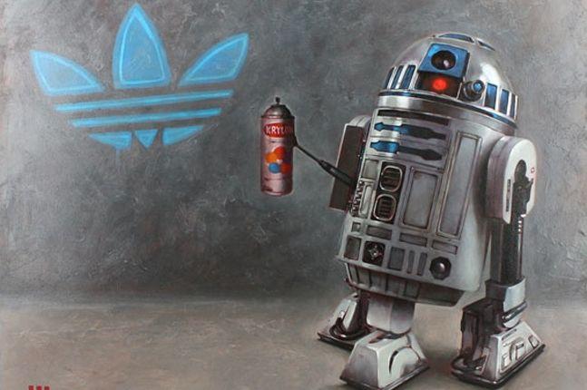Adidas Star Wars 71 1