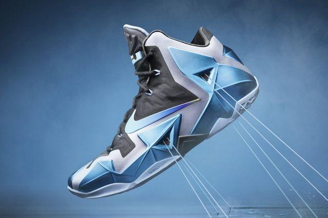 Nike Le Bron 11 Gamma Blue 71