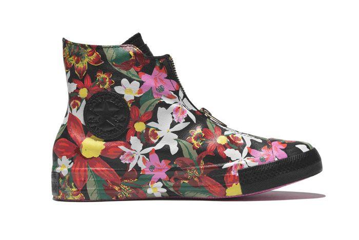 Pat Bo X Converse Floral Pack 11