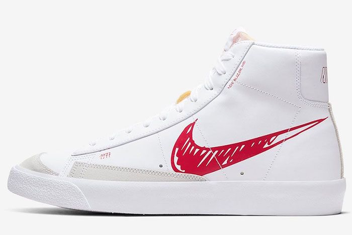 Nike Blazer Sketch Pack Left