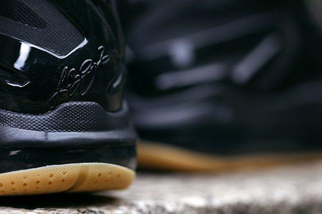 Nike Lebron 11 Low Black Gum 3