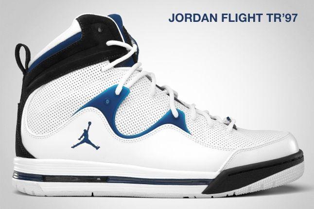 Jordan Flight Tr 97 White 1