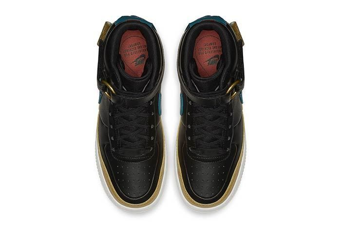 Nike Af1 Jester Black 2