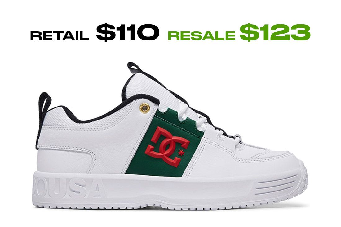 Stockx Resale Dclynxe Luxe Right Side Shot
