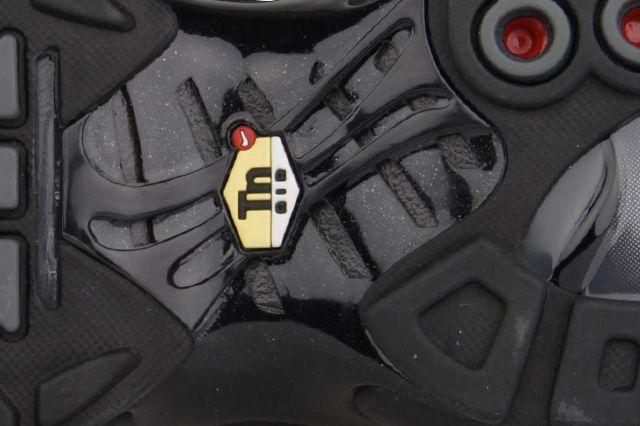 Nike Air Max Plus Black Grey Camo 4