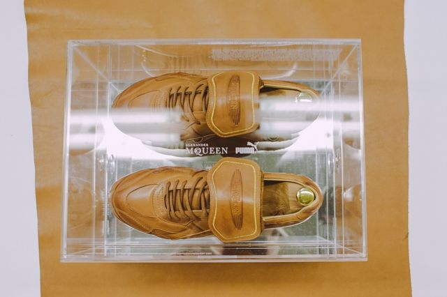 Puma King Alexander Mc Queen Leather 2