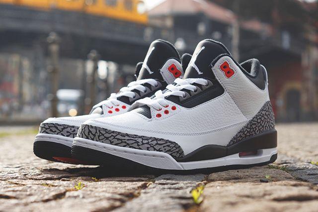Air Jordan 3 Infrared 23