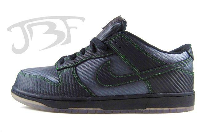 Jbf Custom Nike Carbon Fibre 3 1