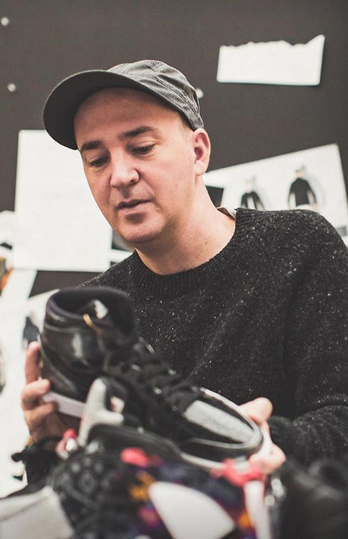 Behind The Scenes On The Upcoming Kaws X Jordan Brand Collaboration2