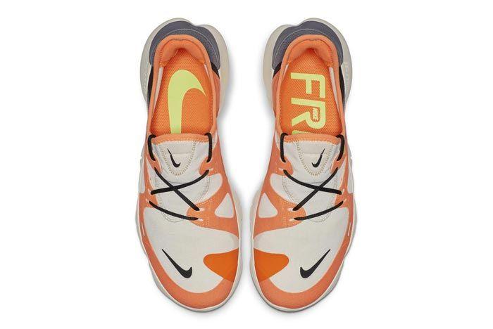 Nike Free Run 5 0 2019 Orange Top