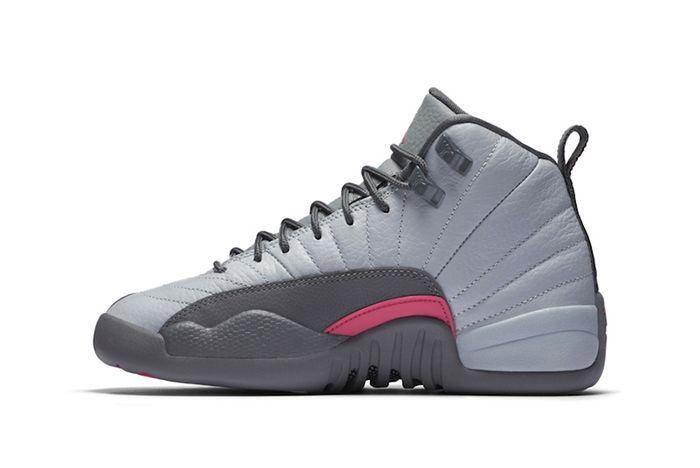 Air Jordan 12 Vivid Pink 2