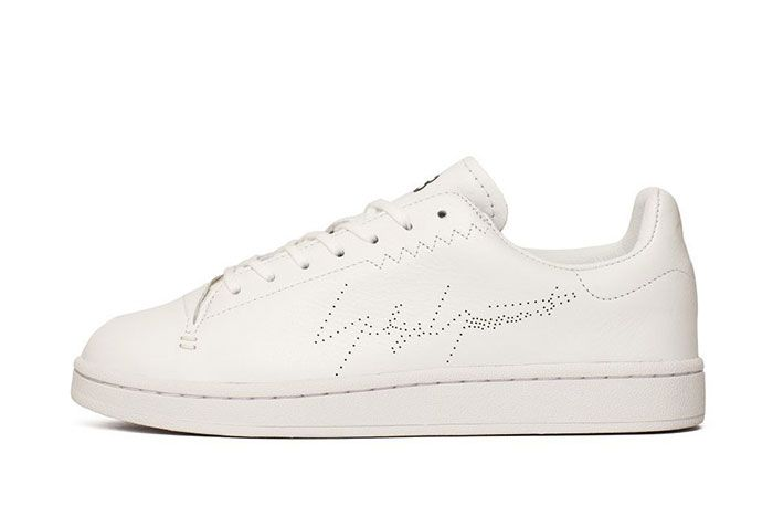 Adidas Y 3 Yohji Court White Ef2554 Lateral