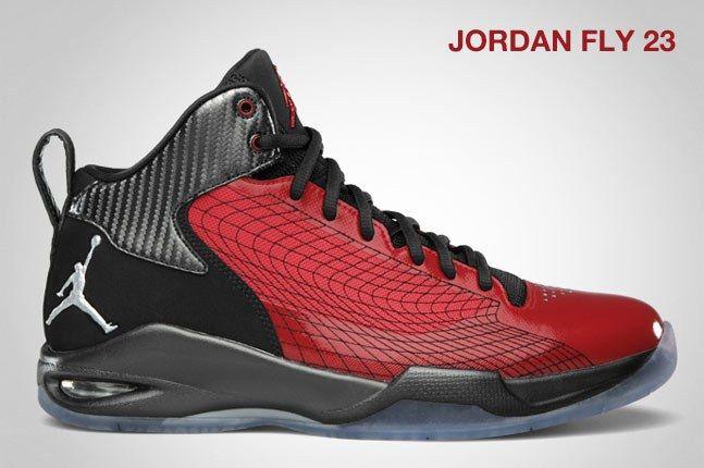 Jordan Fly 23 Red 1