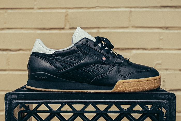 Packer X Reebok Phase 1 Pro Corner '85Feature