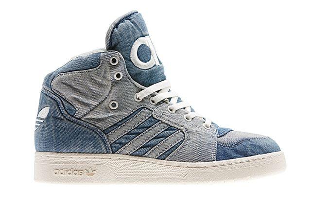 Adidas Originals Blue Denim