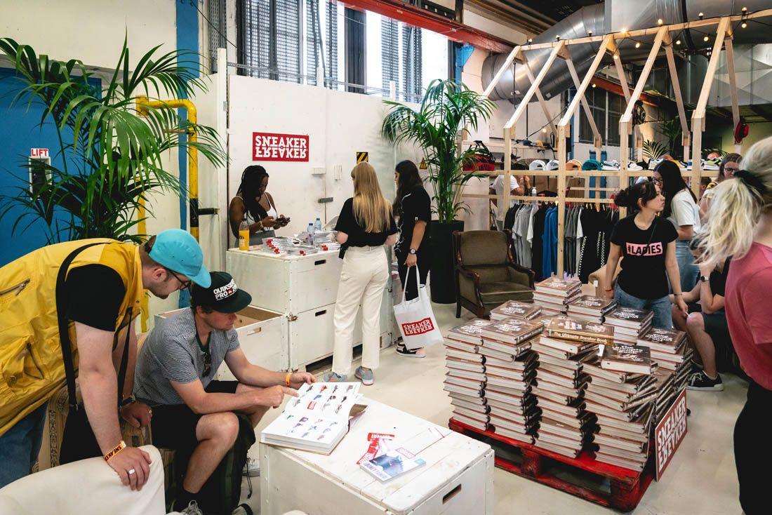 Sneakerness Amsterdam 2019 Event Recap 1 Booth Flip Through