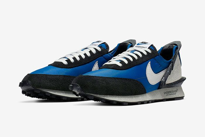 Undercover Nike Daybreak Official Pics Front Angle Shot 3