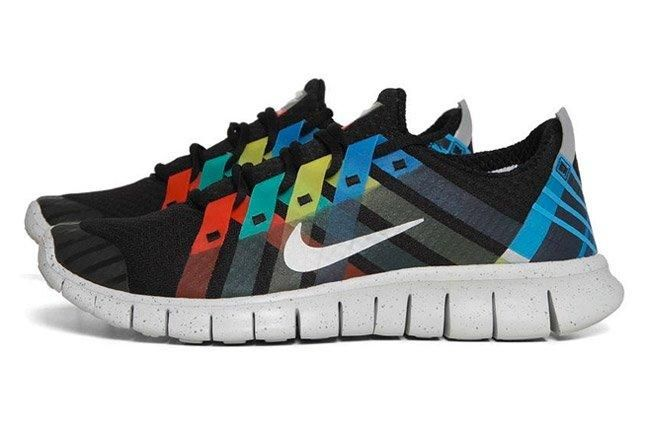Nike Free Powerlines Hyperfuse Olympic Profile 1