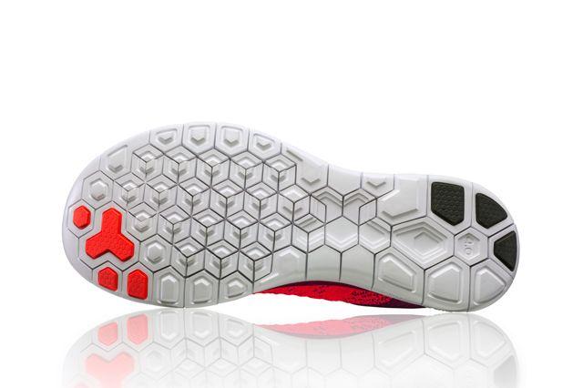 Nike Free 4 Pnk Sole