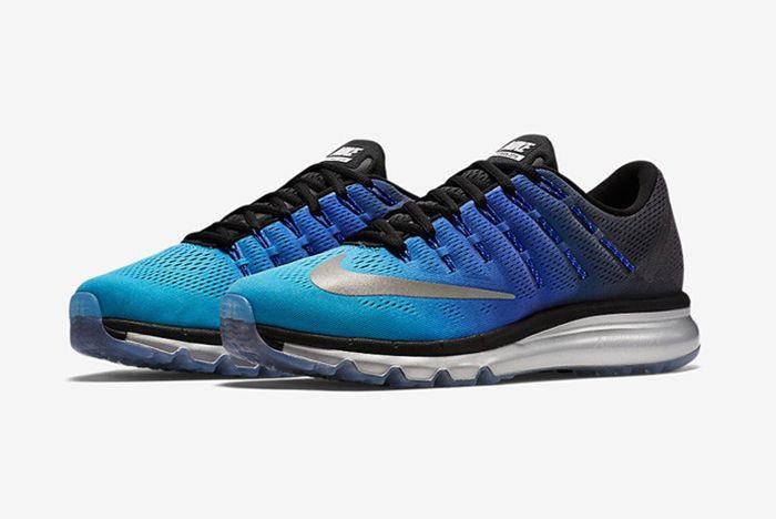 Nike Air Max 2016 Blue Black Silver