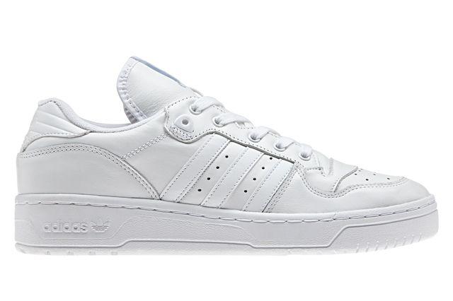 Adidas Rivalry Lo White 1