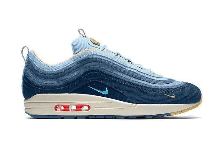 Sean Wotherspoon Nike Air Max Colab 2 0 Mock Up 2