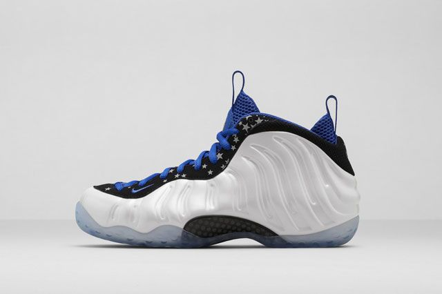 Shooting Stars Air Foamposite Sideview
