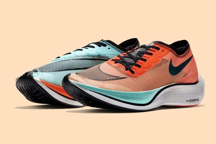 Nike Zoomx Vaporfly Next Cd4553 300 Front Angle