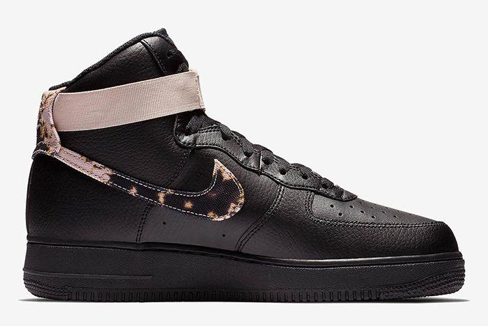 Nike Air Force 1 High Acid Wash Ar1954 002 3 Sneaker Freaker