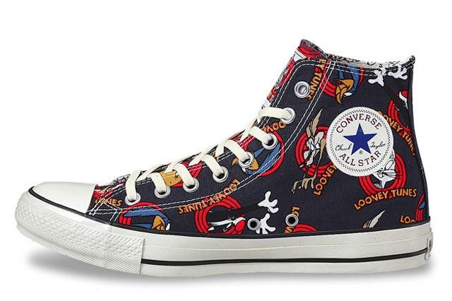 Warner Bros X Converse 2013 U S Originator Collection Thumb