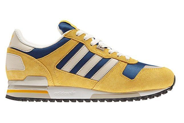 Adidas Originals Spring Summer Yellow Blue Profile 1
